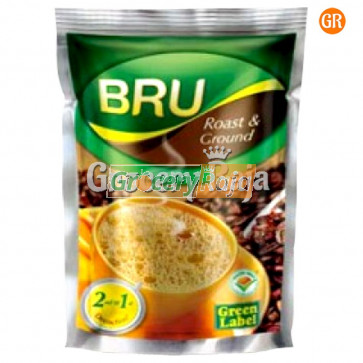 Bru Coffee - Green Label 100 gms Pouch